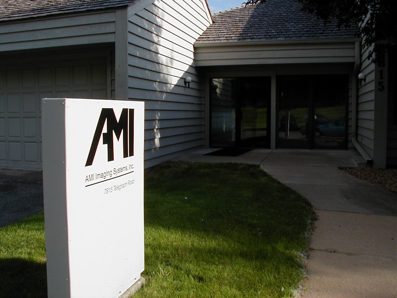The offices of AMI Imaging